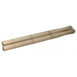 Traditional stick (pair)