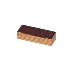 Woodblock 14.5 x 5 cm, Ash...