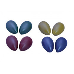 Eggs (metallized colours,...