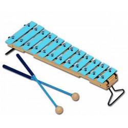 Basic glockenspiel 12 bars...
