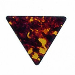 Samba pick, triangle n.5