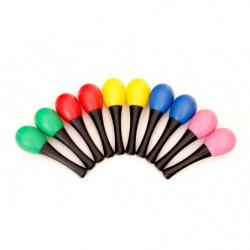 Mini maracas for children