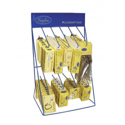 Marching stand lyre display