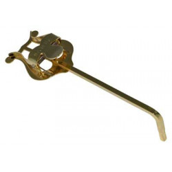Trumpet marching stand lyre...