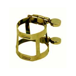 Clarinet clamp, golden