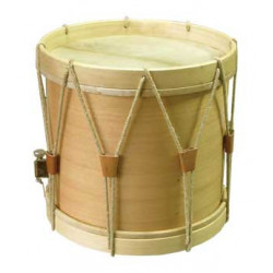 Galician traditional drum...