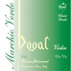 1/2-1/4 Violin strings set,...