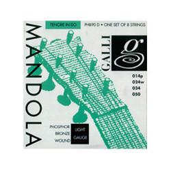 Mandola strings set .014 -...