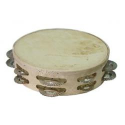 Basque tambourine, double Ø...