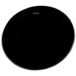 Polyester head black, Ø55.9...
