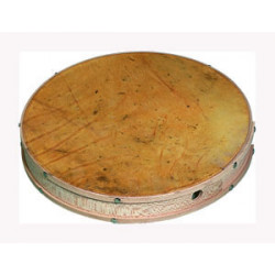 Ø20 cm calfskin hand drum