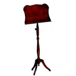 Wooden music stand, 1.05 m