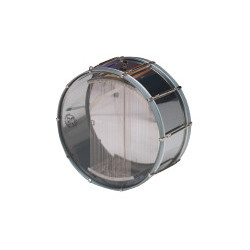 Stainless steel drum, Ø38.1...