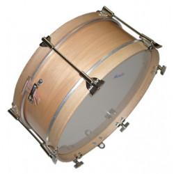 Wooden children drum Ø25.4...