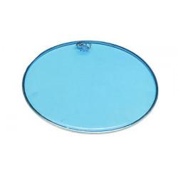 Polyester head blue, Ø45.7...