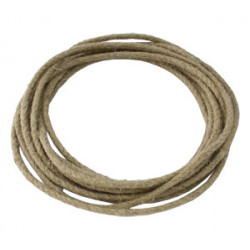 Traditional drum rope