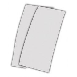 Transparent pickguard for...