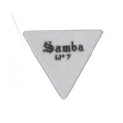Samba pick, triangle n.7