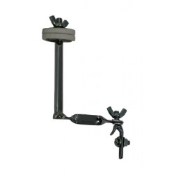 Cymbal holder for...