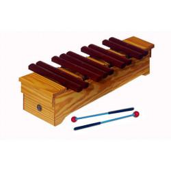 Soprano xylophone, Padauk,...
