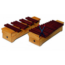 Soprano chromatic xylophone...
