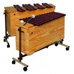 Chromatic bass xylophone,...