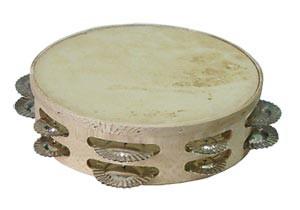 Basque tambourines