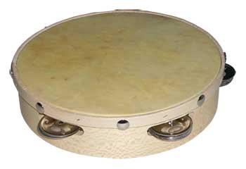 Student tambourines
