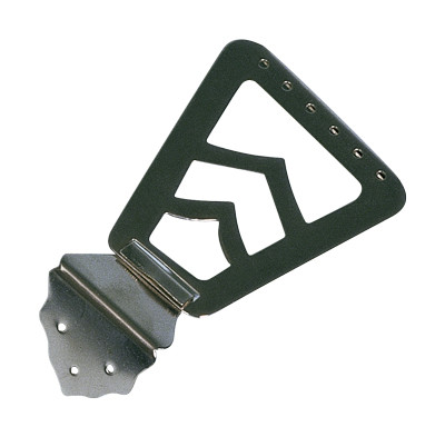 Tailpieces for guitars and bandurrias