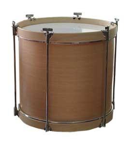 Band timpanies