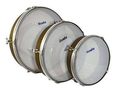 Tunable hand drums