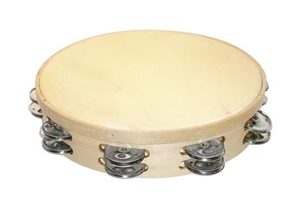 Double tambourines