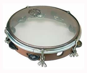 Tunable tambourins